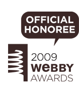 Webby Award Official Nominee