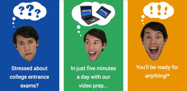 Shmoop's Video Test Prep