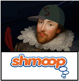 shakespeare hat